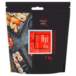 Ryż do sushi 1 kg.-House of Asia