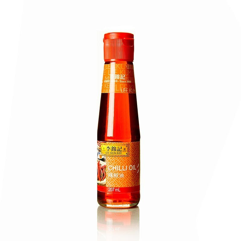 Olej chili 207ml.-LKK