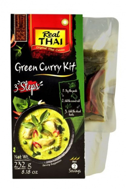 Green Curry zestaw 232g RealThai